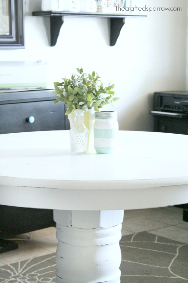 Chalky Finish Table 5