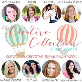The Creative Collection Link Party + Giveaway