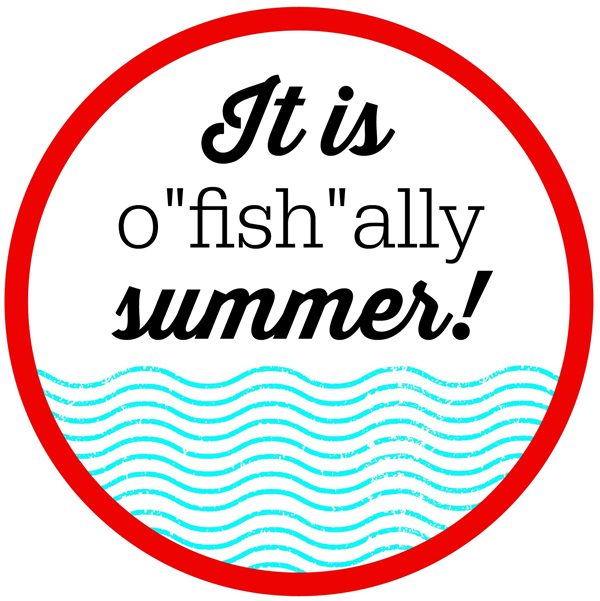 O fish ally summer class gifts printable tags o fish ally summer class gifts printable tags negle Choice Image