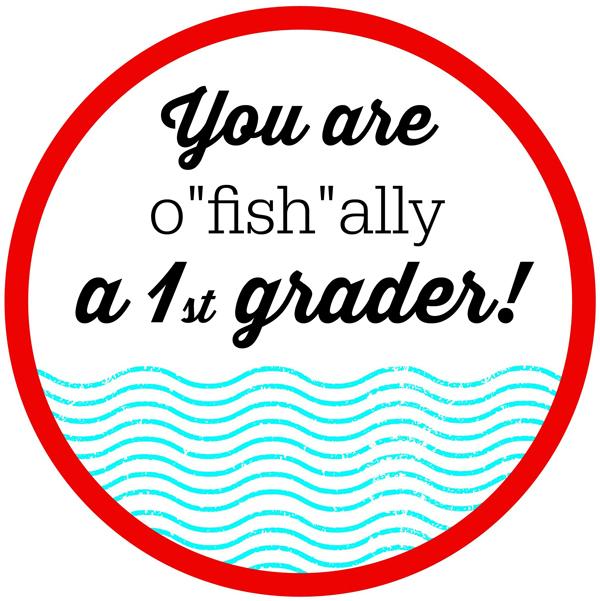 photo regarding O Fish Ally Printable identified as O-FISH-ALLY Summer season Cl Presents Printable Tags