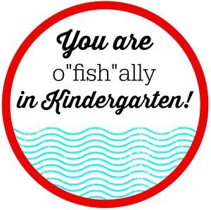 o-Fish-ially Summer Printable Tags