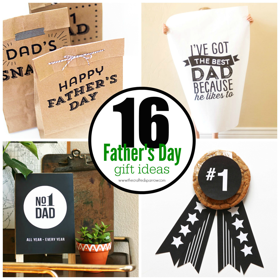 16 Fathers Day Gift Ideas
