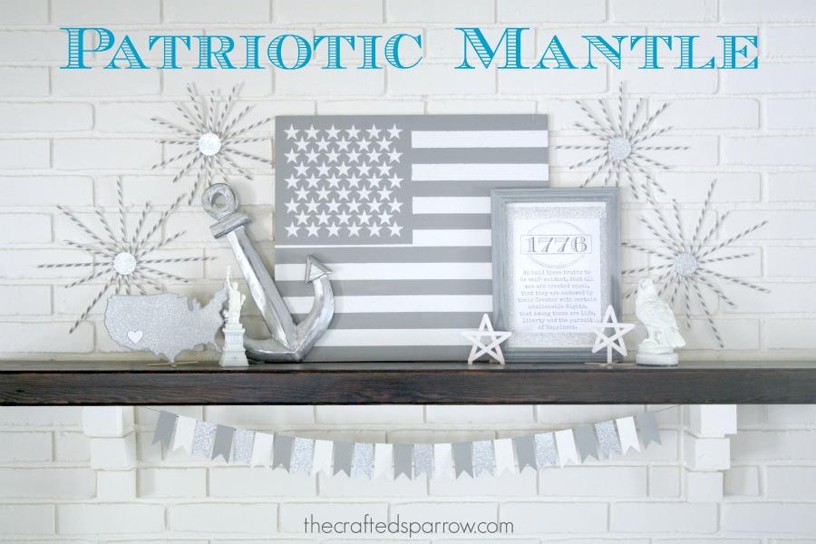 patriotic-mantel