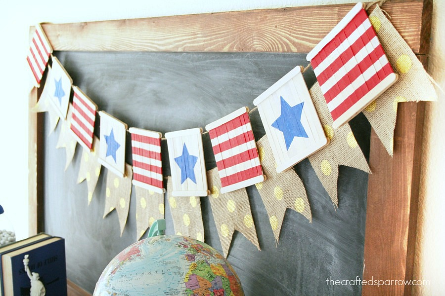 patriotic-popsicle-stick-garland