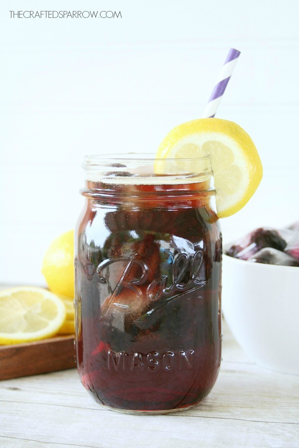 Blackberry-Iced-Tea