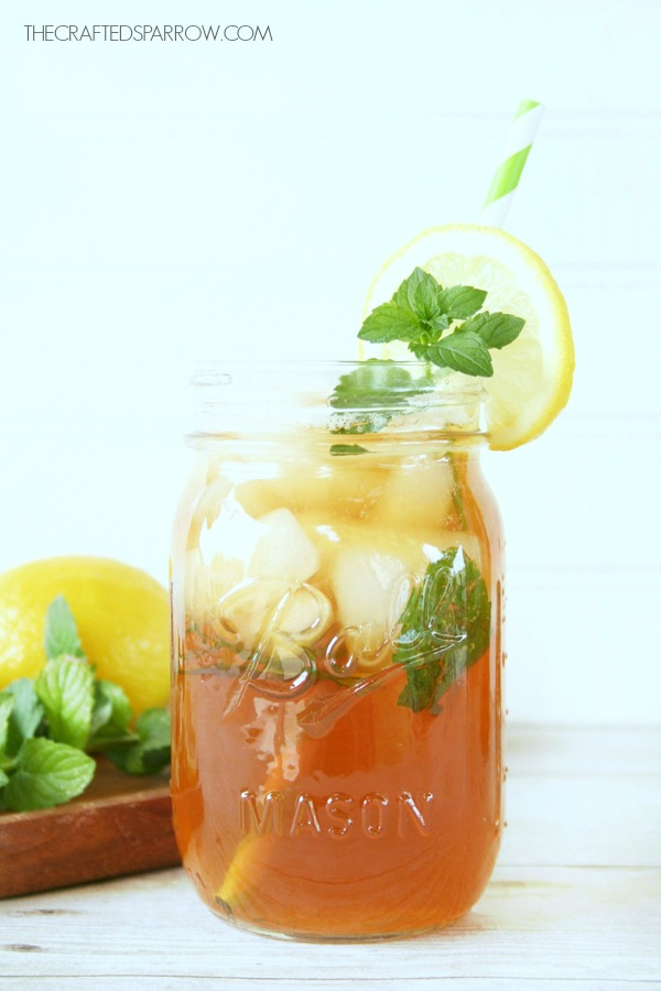 Lemon-Lime-Mint-Iced-Tea
