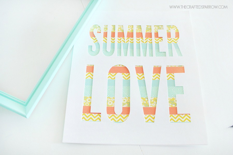Summer-Washi-Tape-Art