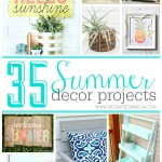 35 Summer Decor Projects