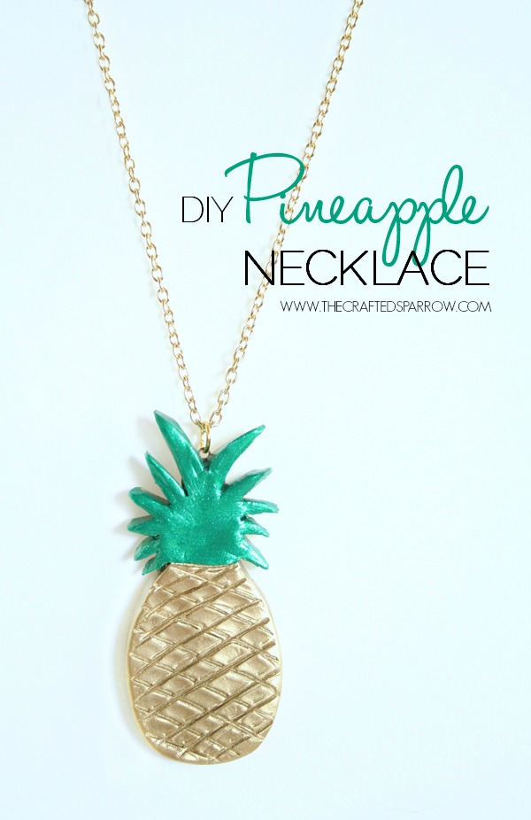 Diy Craft Necklace