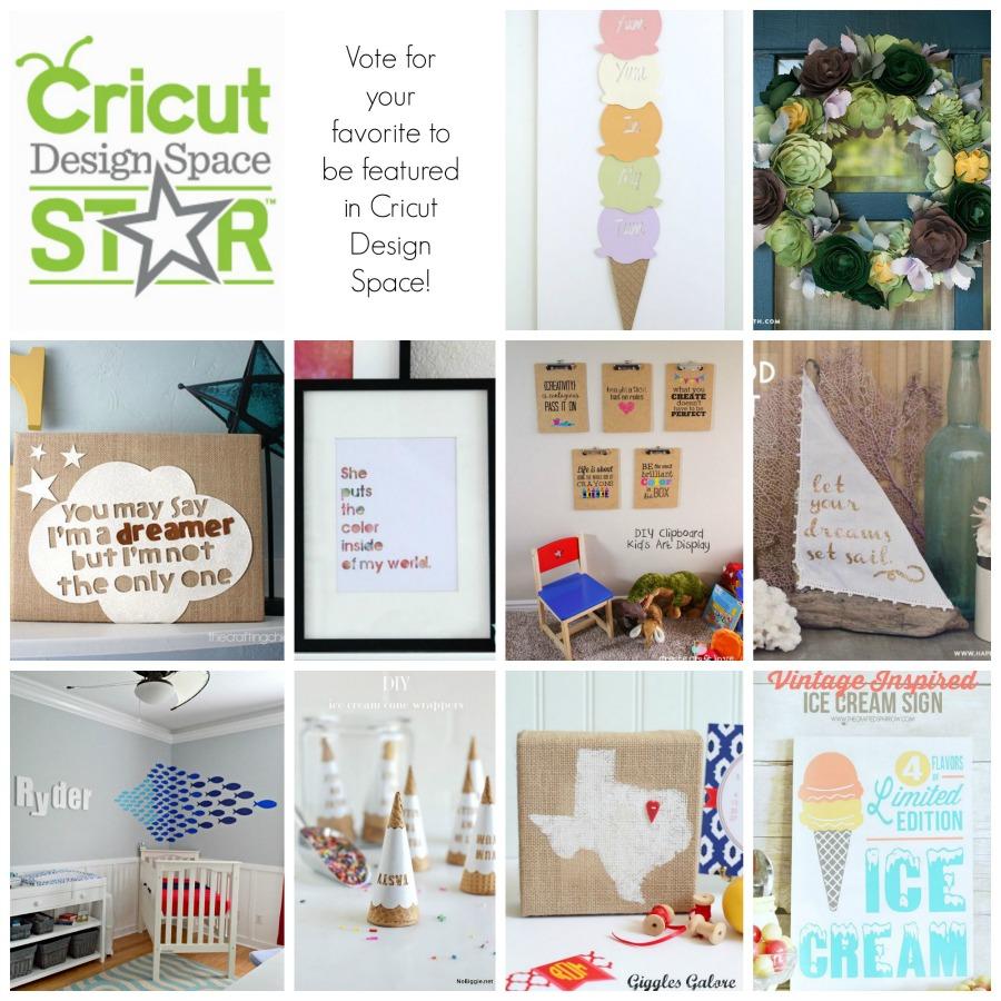 Cricut-Design-Space-Star