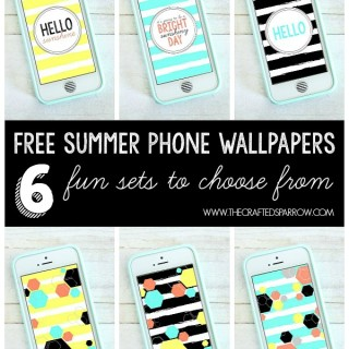 Free Summer Phone Wallpapers