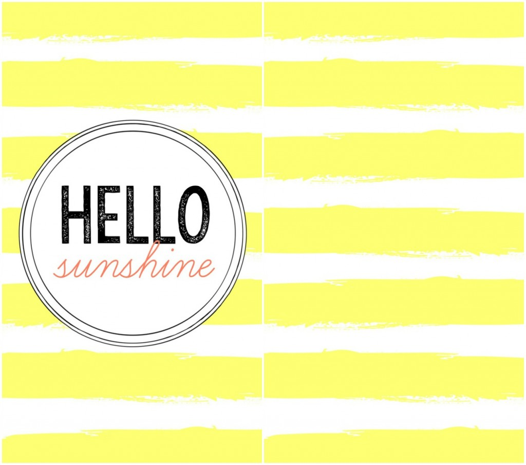 Hello-Sunshine-Phone-Wallpaper
