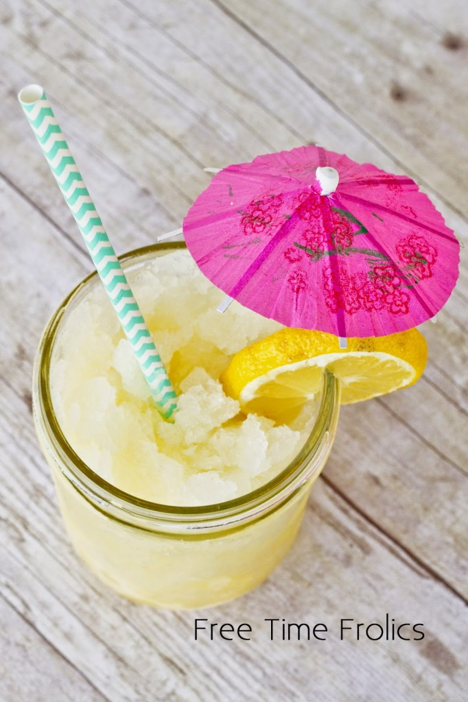summertime citrus slush