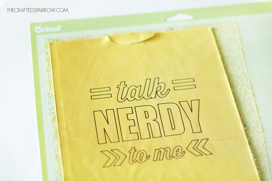 DIY Geek Chic Leather Tablet Sleeve