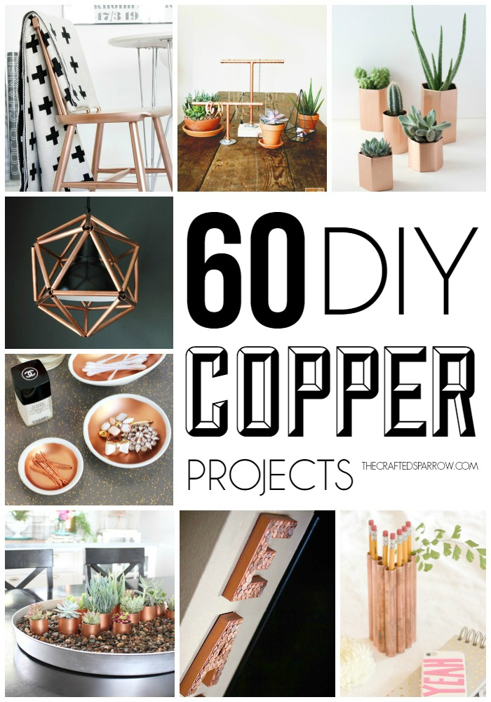 What Home Decor Goes With Copper
