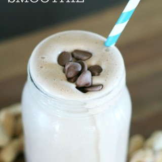 Chocolate Peanut Butter Smoothies