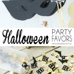 Easy Halloween Party Favors