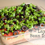 7-Layer Bean Dip & Guacamole