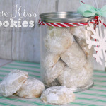 Snow Kiss Cookies