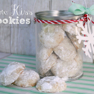 Snow Kiss Cookies