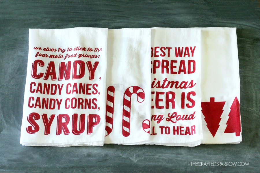 Gift Ideas Kitchen Towels