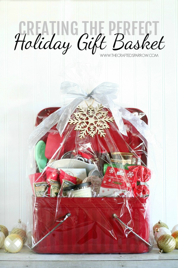 Creating the perfect holiday gift basket negle Gallery