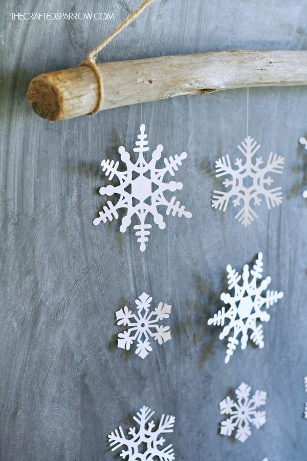 Snowflake Wall Hanging