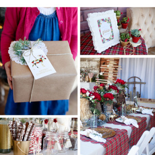 Merry & Bright Holiday Party Sneak Peek