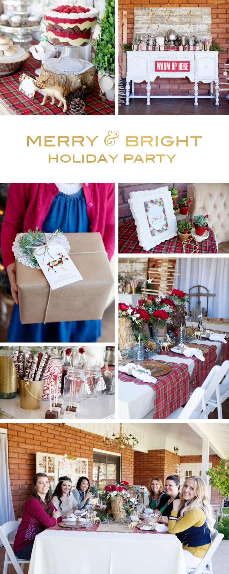 Merry & Bright Holiday Party