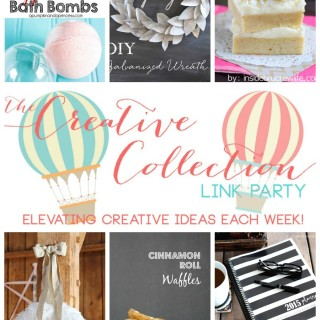 The Creative Collection Link Party