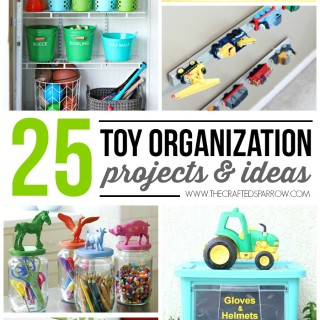 25+ Toy Organization Projects & Ideas