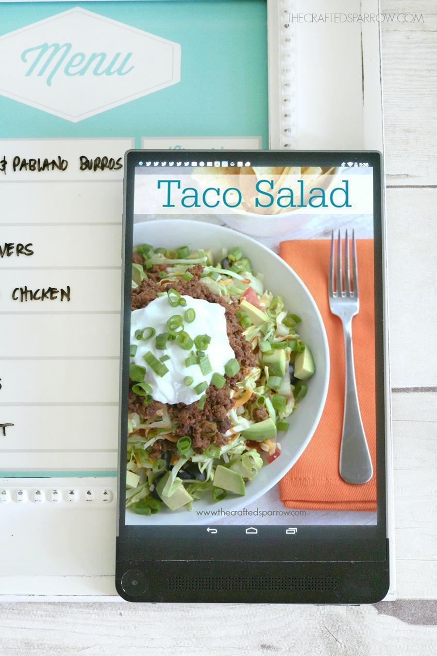 Free Printable Weekly Meal Planners
