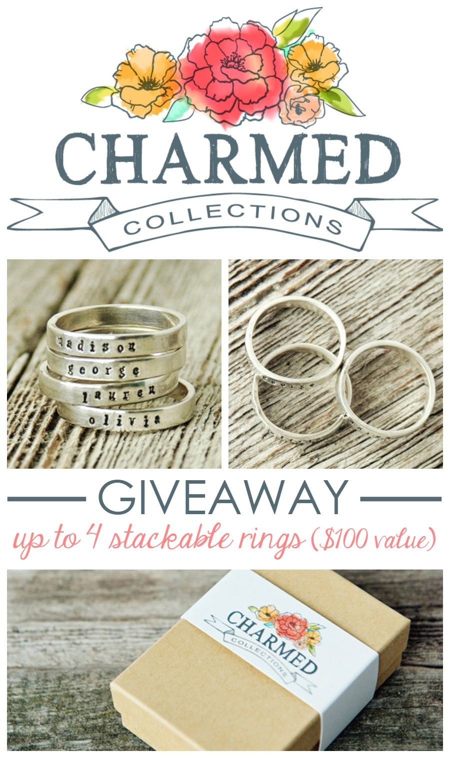 Charmed Collections Giveaway