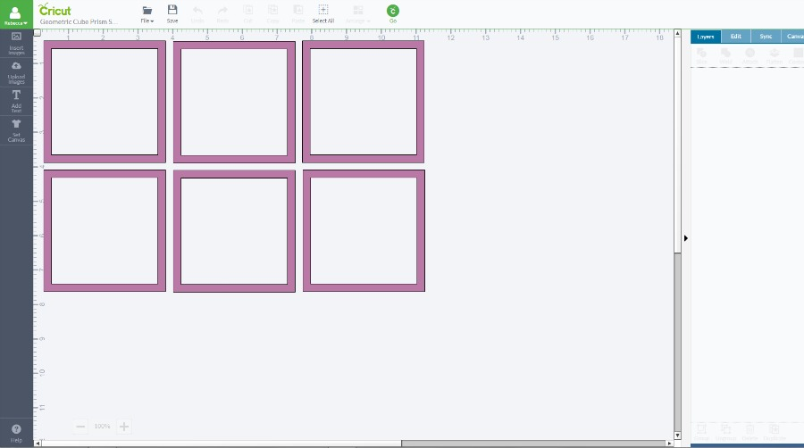 DIY Cube Prism
