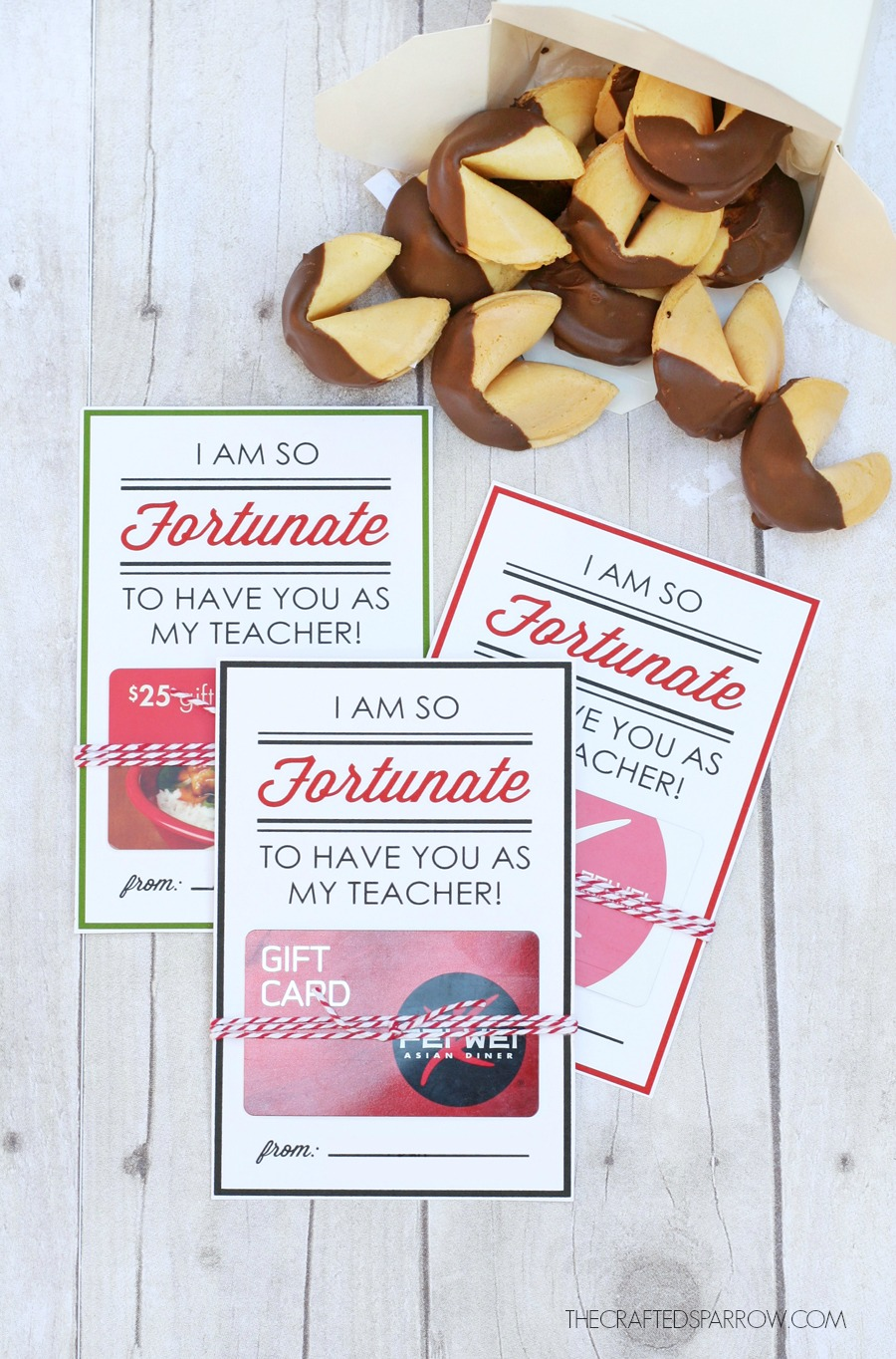 photograph regarding Printable Teacher Appreciation Card named Trainer Appreciation Printable Reward Card Holders