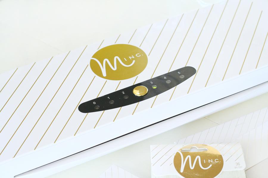 Minc Foil Gift Wrap