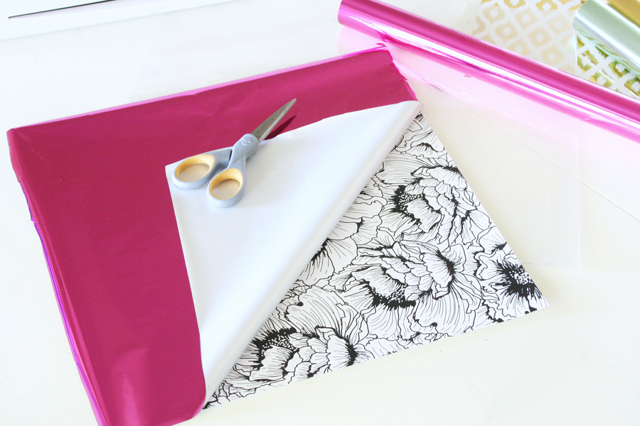Minc Foiled Gift Wrap