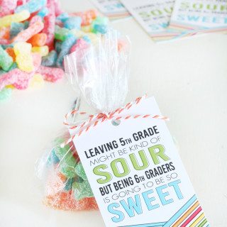 Class Gift Idea – Sour Patch Kids Printables
