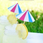 Patriotic Drink Umbrellas – Free Printables