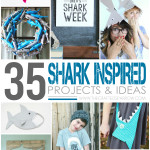 35 Shark Projects & Ideas