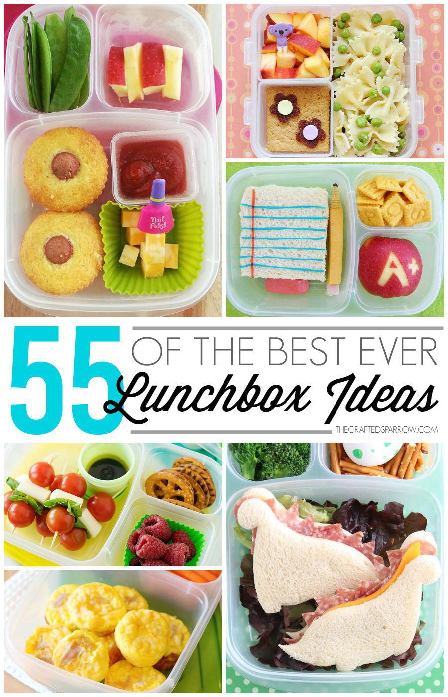 55 Best Ever Lunchbox Ideas