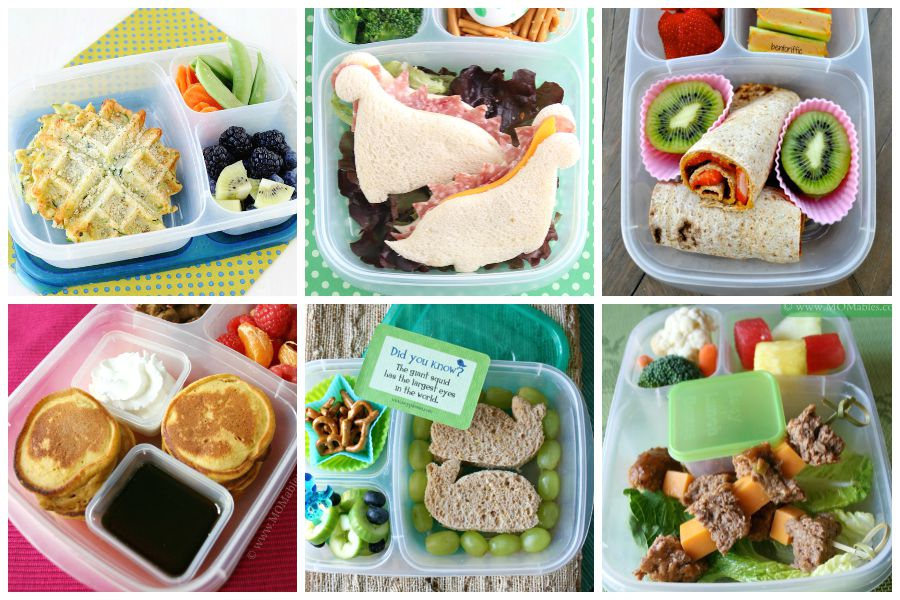 55 of the Best Ever Lunchbox Ideas