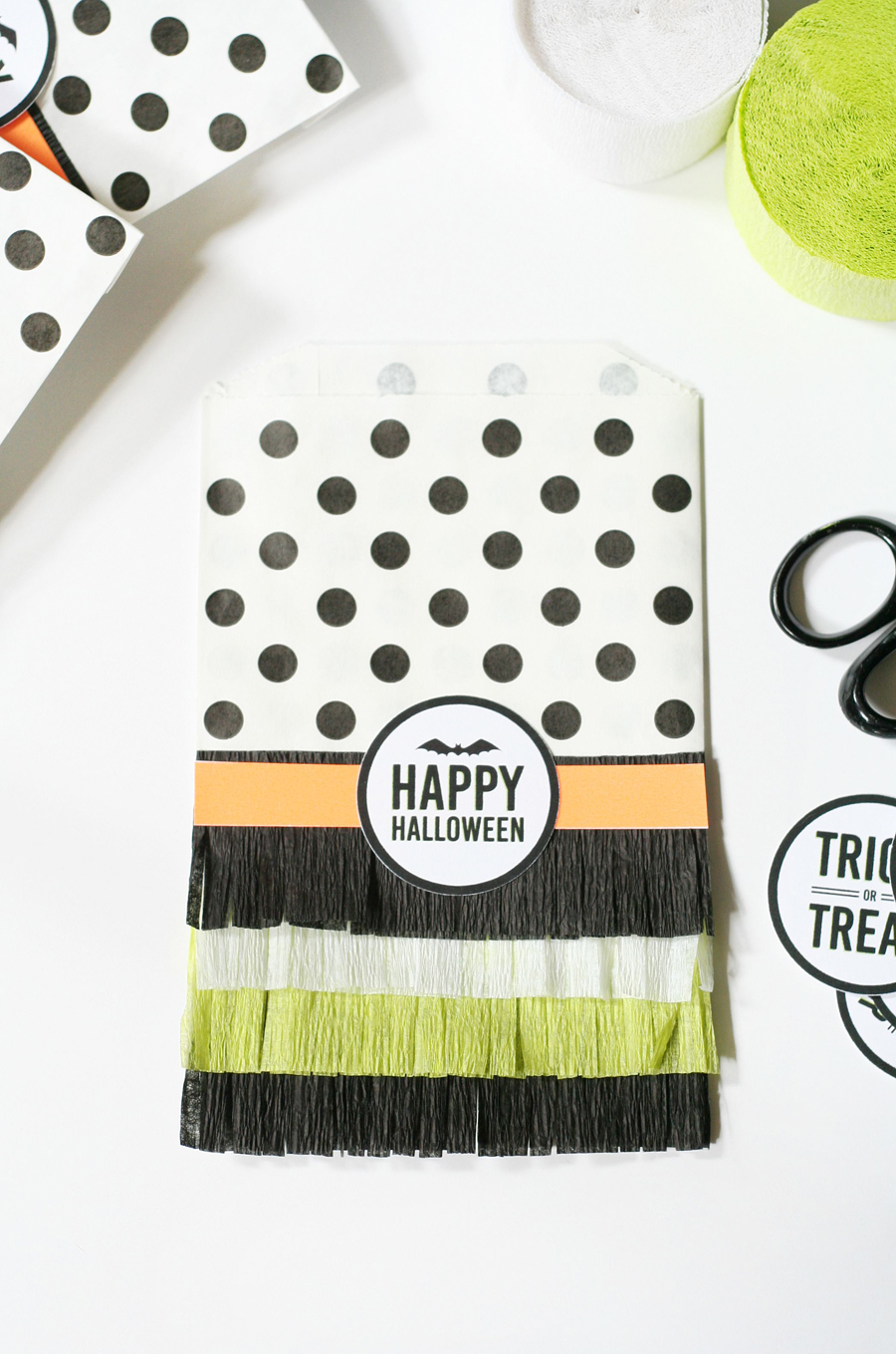Halloween Free Printable Tags
