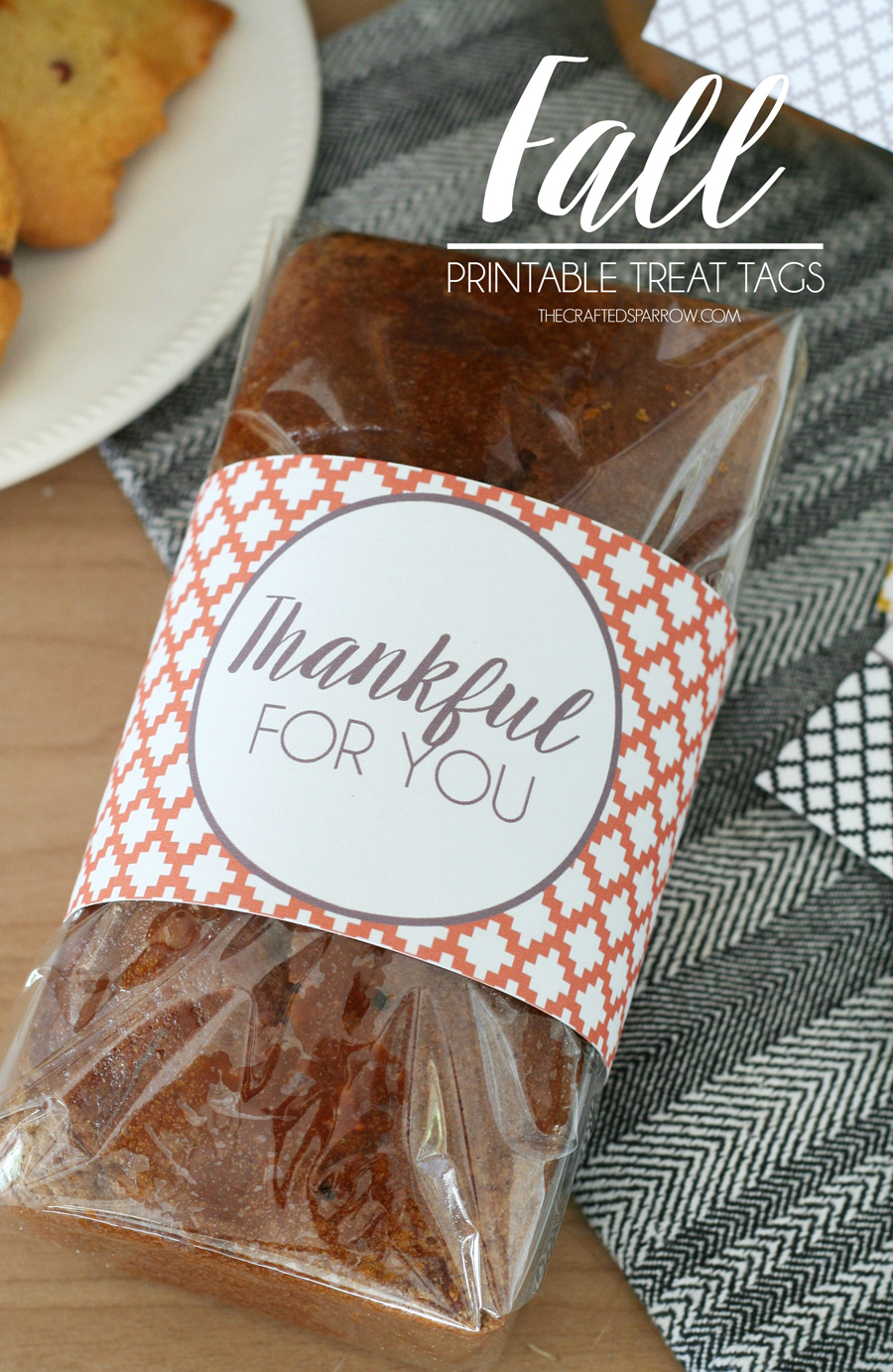 Fall Printable Treat Tags