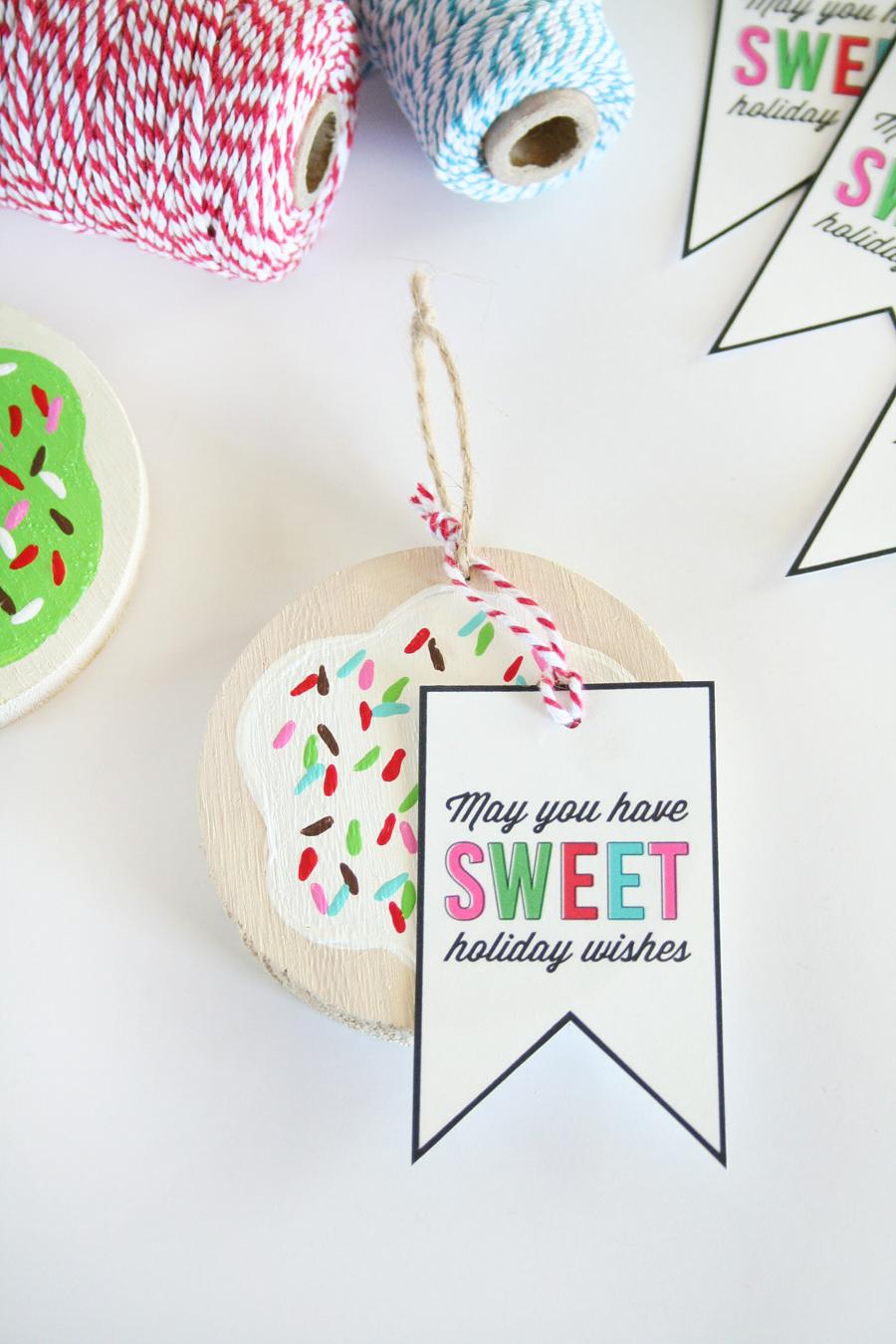 Free Printable Sweet Treat Tags