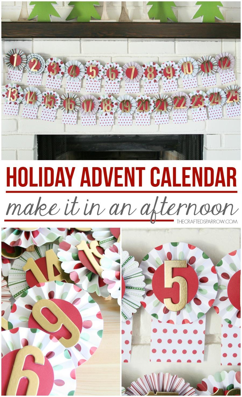 Holiday Advent Calendar