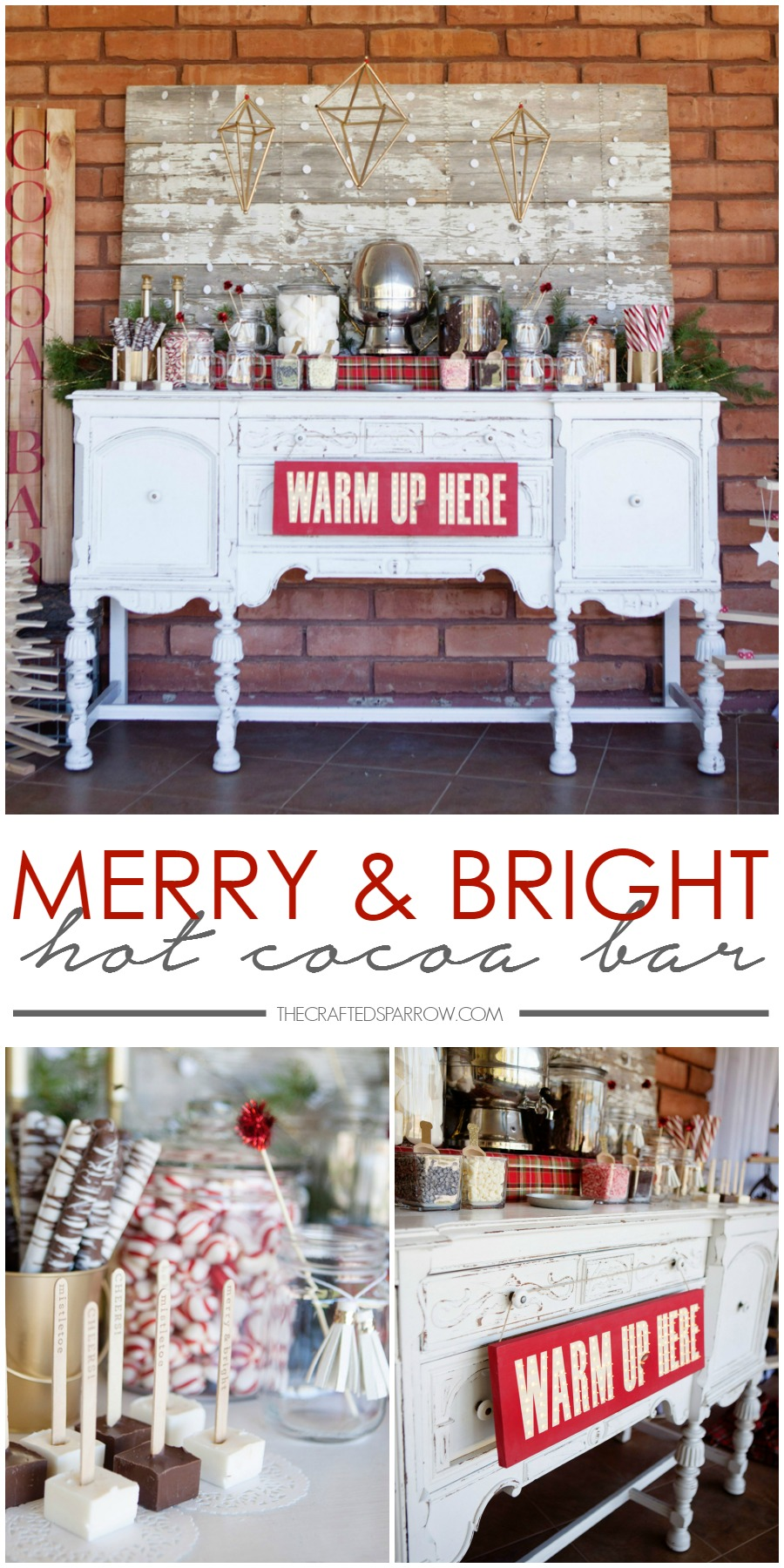 Merry & Bright Hot Cocoa Bar
