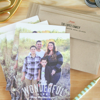 Merry Christmas | Minted Christmas Cards