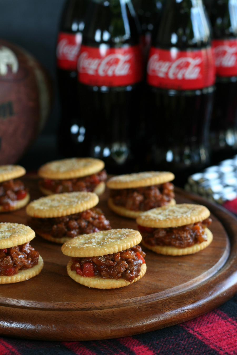 RITZ Sloppy Joe Sliders
