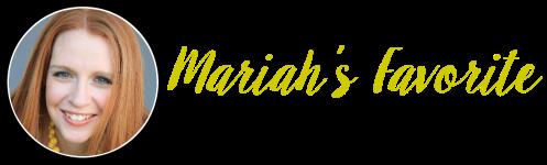 Mariah's Favorite 4-1